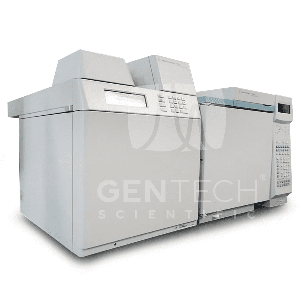 Agilent GC with FID & Headspace