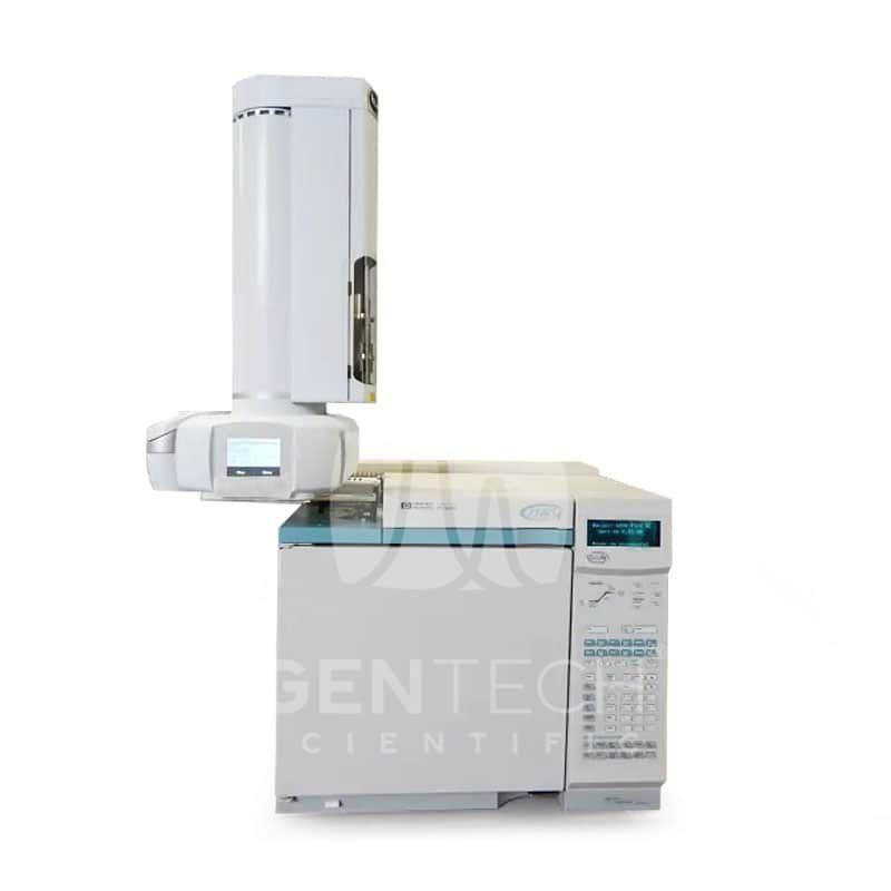 Agilent 6890 GC with FID & High Temp Headspace