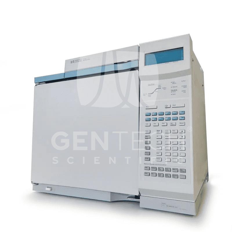 Agilent 6890 GC-FID