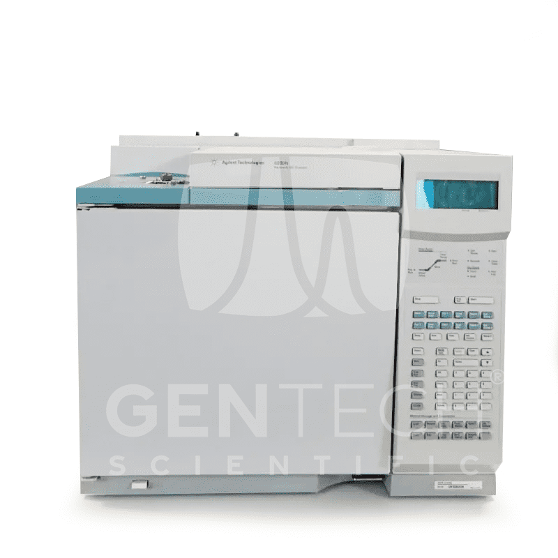 Agilent/HP 6890N GC with Dual FID and Dual S/S
