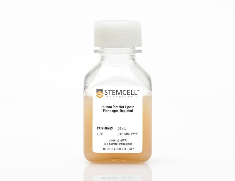 Human Platelet Lysate, Fibrinogen-Depleted