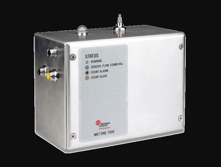 Beckman Coulter MET ONE 7000 Remote Air Particle Counter