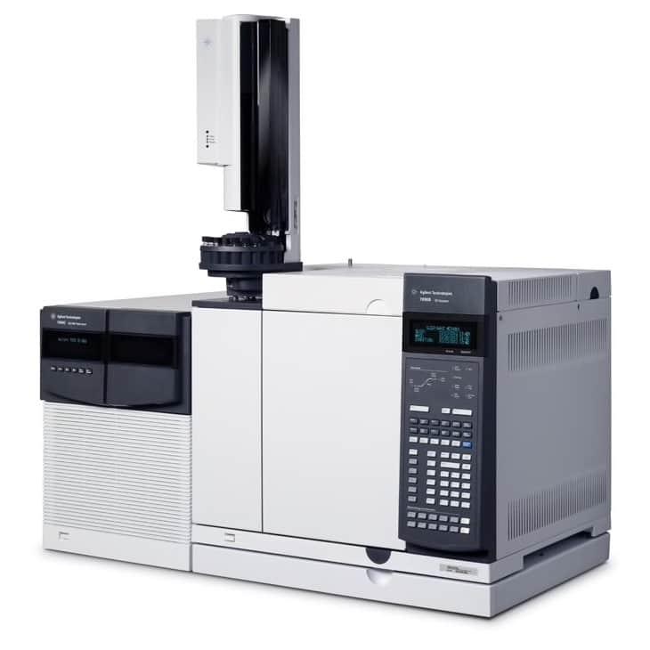 Agilent 7000C 7890B 7693 Triple Quad GC/MS/MS