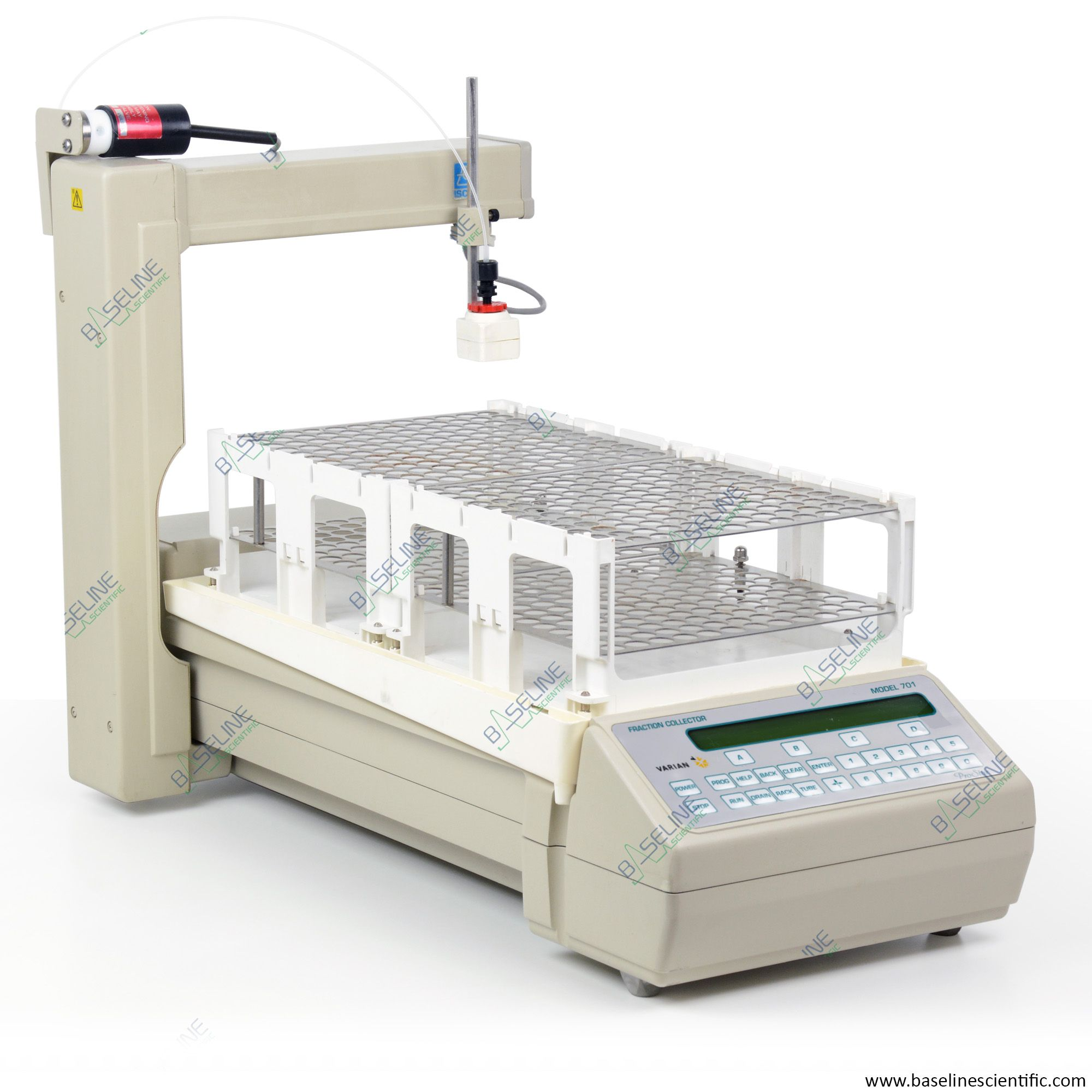 Reburbished Varian 701 X-Y Fraction Collector with ONE YEAR WARRANTY