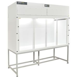 AirClean Systems Free-Standing Clean Room Enclosures