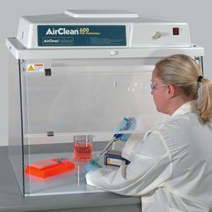 AirClean Systems Dead Air Boxes