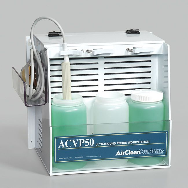 AirClean Systems ACVP50 Ultrasound Workstation