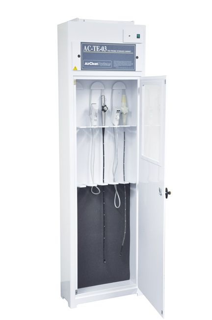 AirClean Systems TEE Probe Storage Cabinets