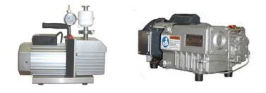 """US Vacuum """"USV"""" Series Rotary Vane Vacuum Pumps"""