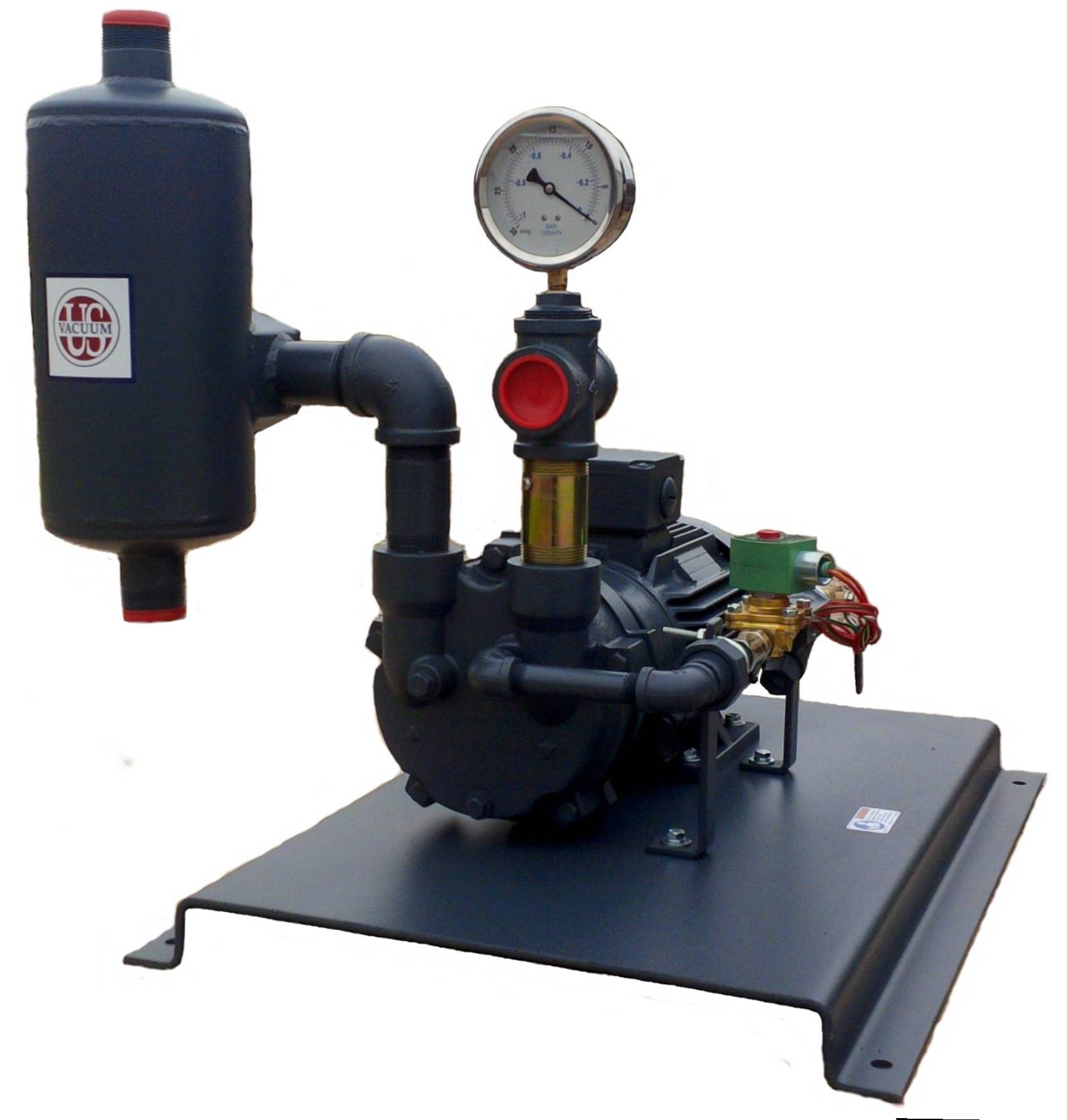 US Vacuum LRW/NC Series Water Sealed System