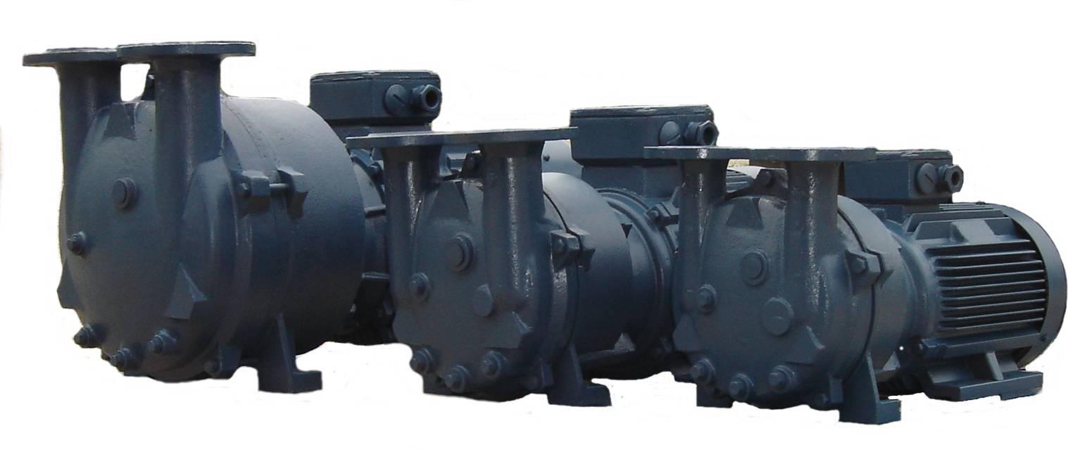 US Vacuum LRV/NC SERIES Liquid Ring Vacuum Pumps
