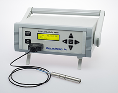 Model 2100 UItra-Low Ultra-Wide Range Conductivity Meter