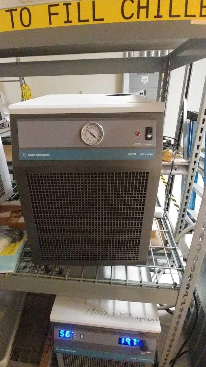 Varian 710 -ES ICP Spectrometer Cetac ASX-520 WARRANTY
