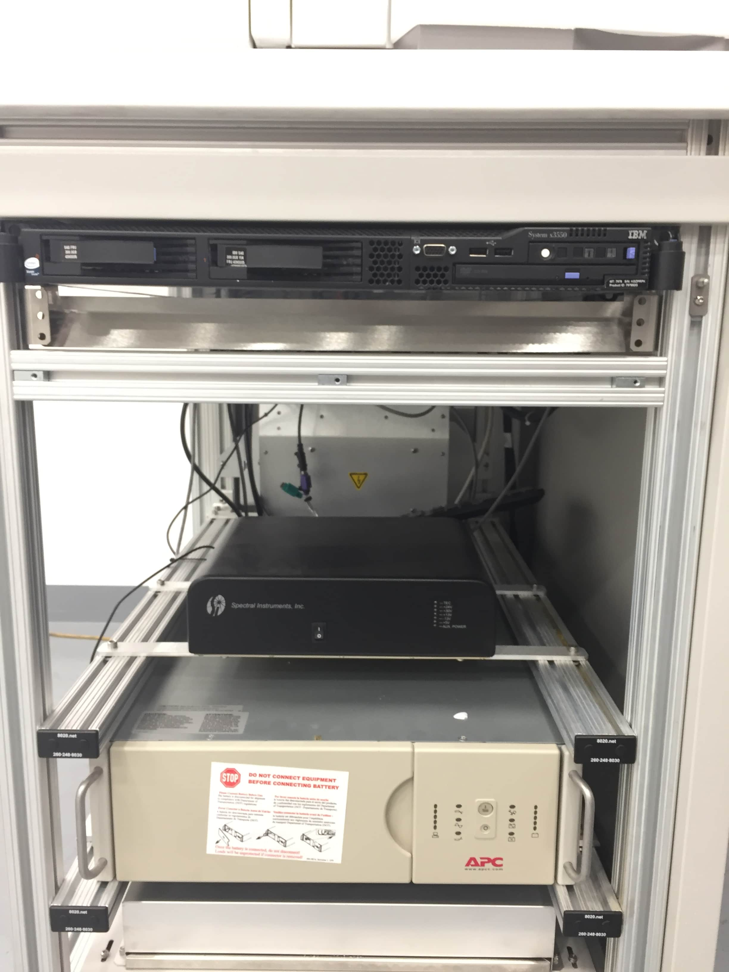 ROCHE 454 SEQUENCING GS FLX+ INSTRUMENT (06372309001)
