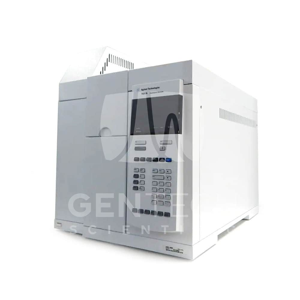 Agilent 5975C inert XL EI MS with 7890 GC, 7693 AS & 7697 Headspace