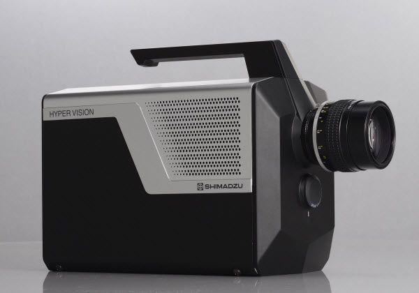 Shimadzu Hyper Vision HPV-X2 High-Speed Video Camera