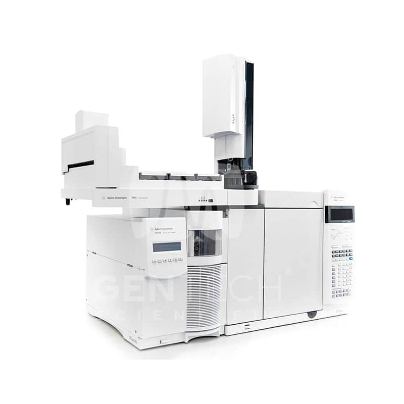 Agilent 5975C inert XL EI Triple Axis MSD with 7890 GC and 7693 AS