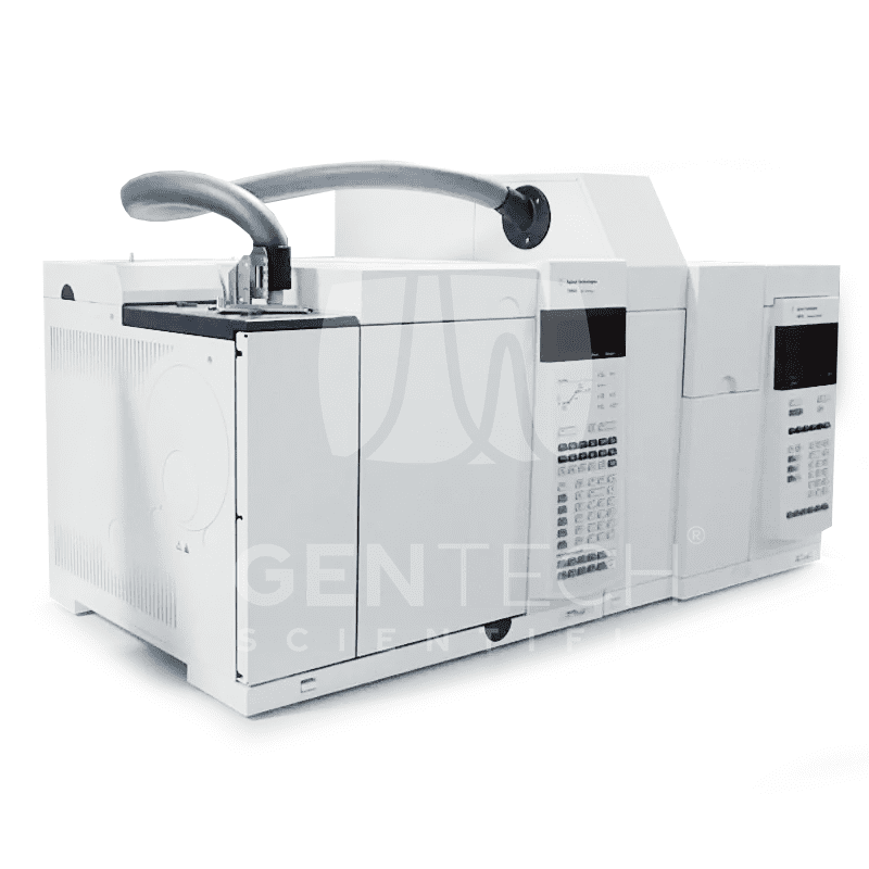 Agilent 7890 GC-FID & 7697 Headspace Sampler