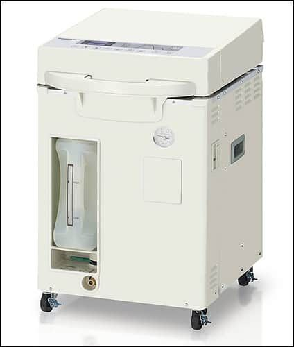Panasonic Mobile Top-Loading Autoclaves (new in packaging)