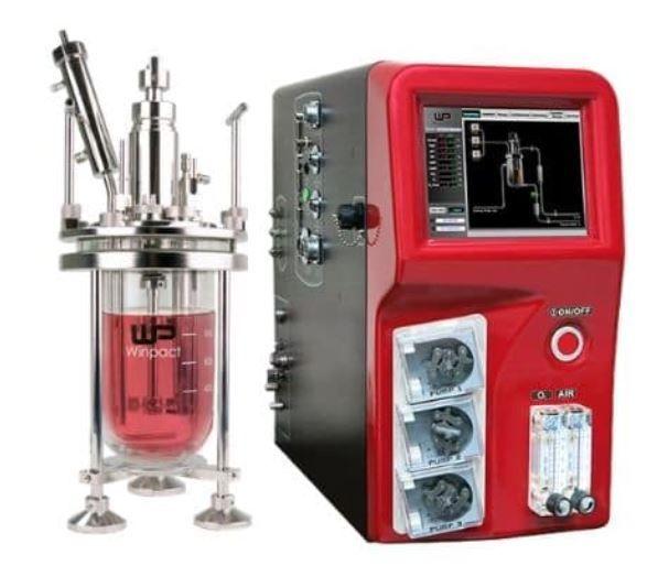 Winpact One Fermentation System, FS-06 series
