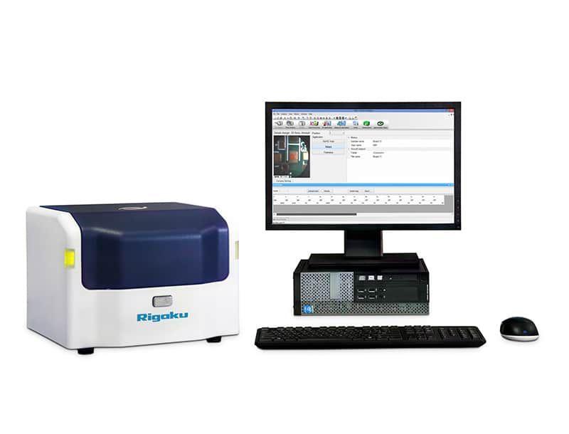 NEX DE Series — High-performance Benchtop EDXRF Elemental Analyzers