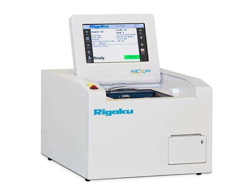 NEX QC Series — Affordable EDXRF Spectrometers for Rapid Elemental Analysis
