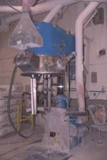 MIRALLES TRIPLE PLANETARY MIXER APPROXIMATELY 150 US GALLONS