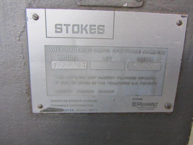 Stokes 328 tablet press 45 Station