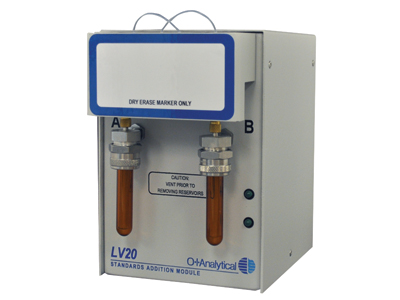 LV-20 Standards Addition Module