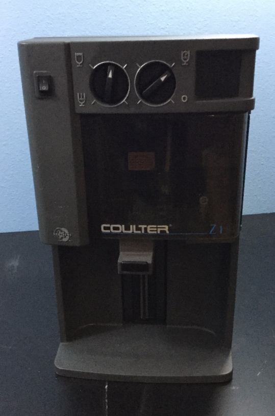 Beckman Coulter Z1 Particle Counter