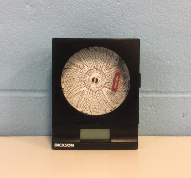 Dickson SL4350C7 4 Temperature Chart Recorder
