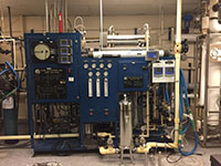 Item # 880-09, USED FLUID SOLUTIONS WATER SYSTEM