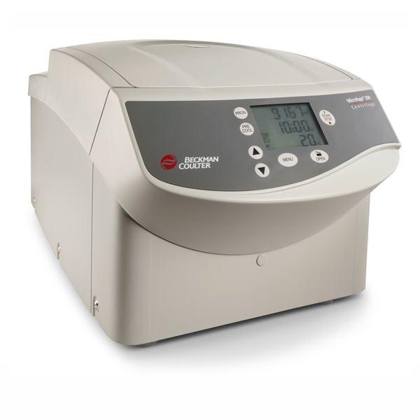 Microfuge 20 Series Benchtop Centrifuge