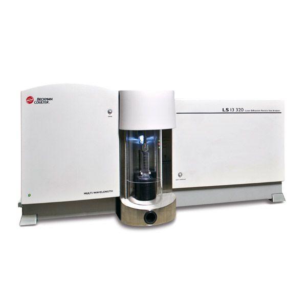 LS 13 320 MW Laser Diffraction Particle Size Analyzer