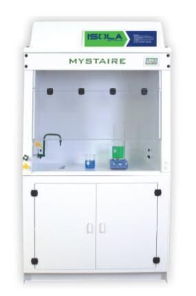 Mystaire Isola EDGE Filtered Workstation