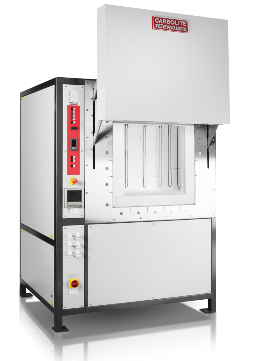 High temperature chamber furnace up to 1800°C - HTF