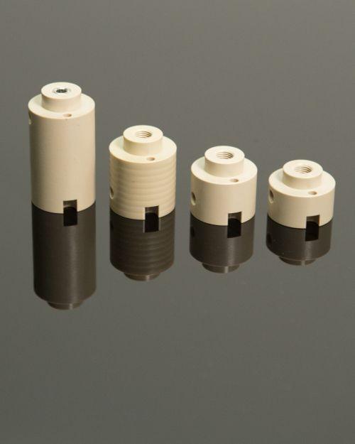 Flowcell , 40 mm Flow Cell, PEEK