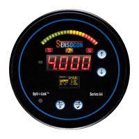 Sensocon Series A4 Digital Differential Pressure Controller