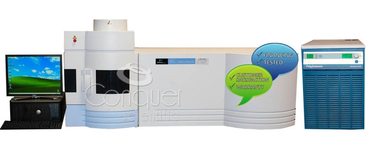 Perkin Elmer Optima 4300 DV ICP-OES