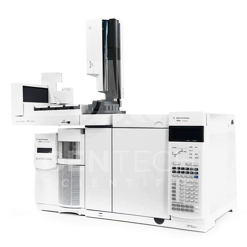 Agilent 5975C inert XL EI Triple Axis MS with 7890 GC for Environmental Testing