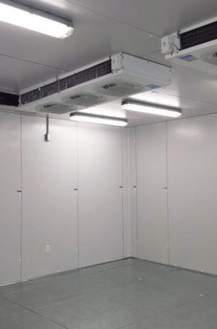 Darwin Chambers Cold Room