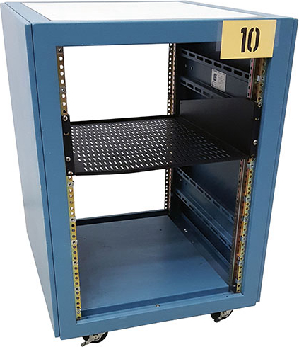 Emcor Products 10 Series Test and Electronics Half Rack Electronic