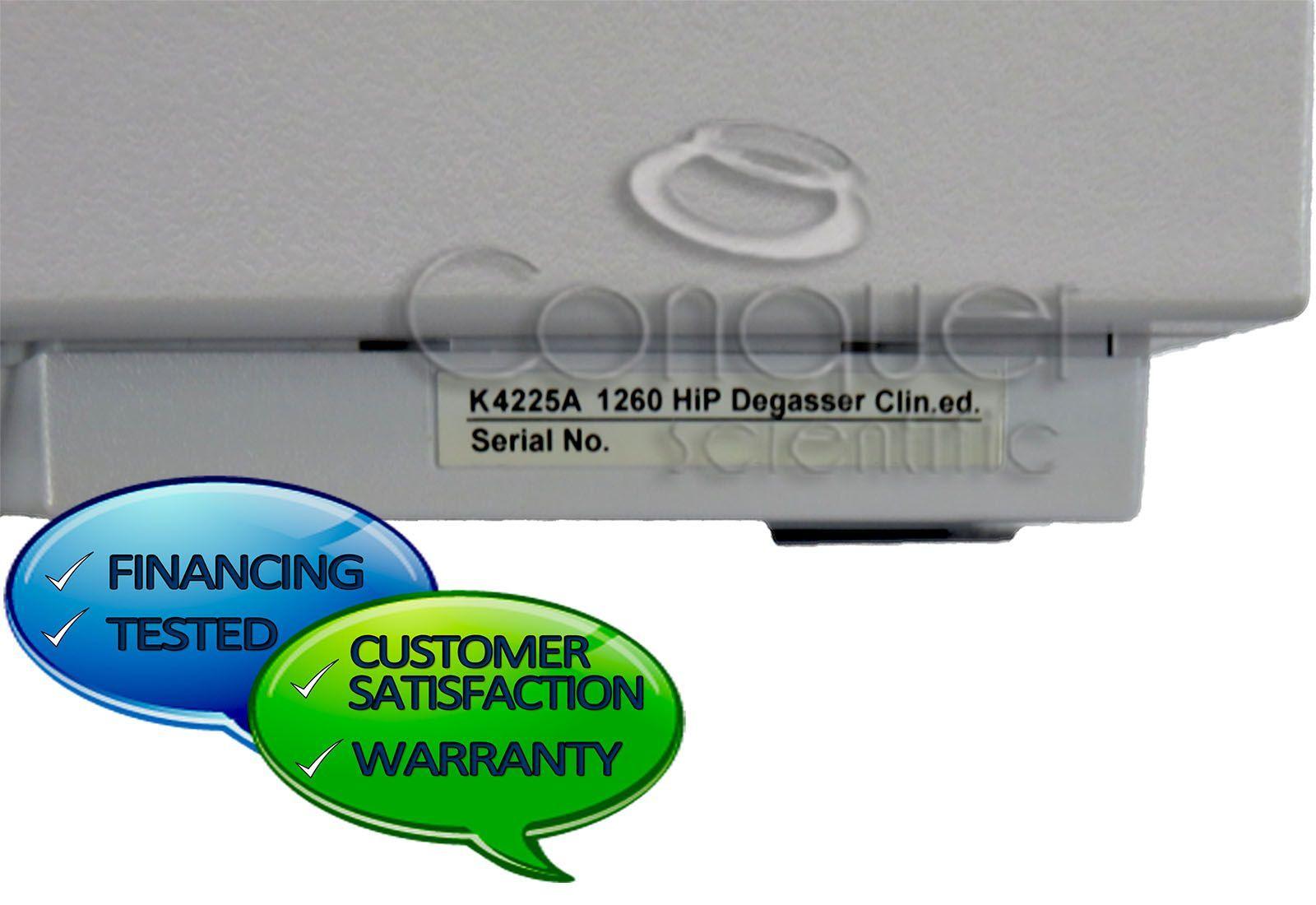 Agilent 1260 Infinity with Agilent 6420A Triple Quadrupole LCMS MS System