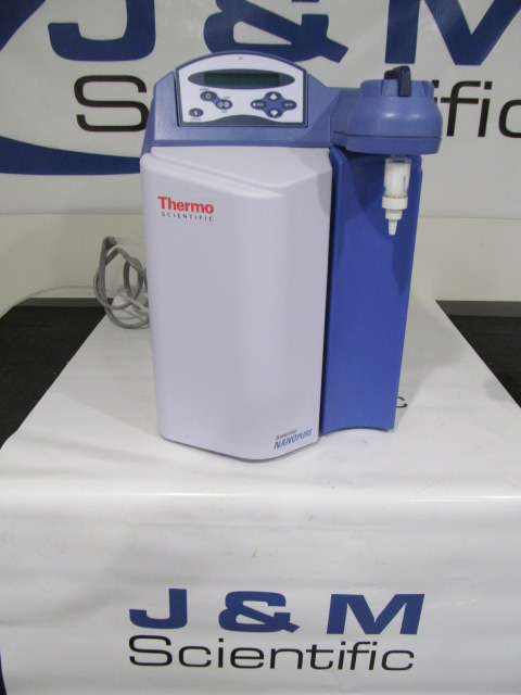 Thermo Scientific Barnstead D11931 Nanopure Water Purifcation System
