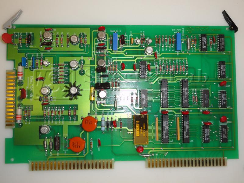 HP 5970 MS 05990-60408 SCIENTIFIC BOARD