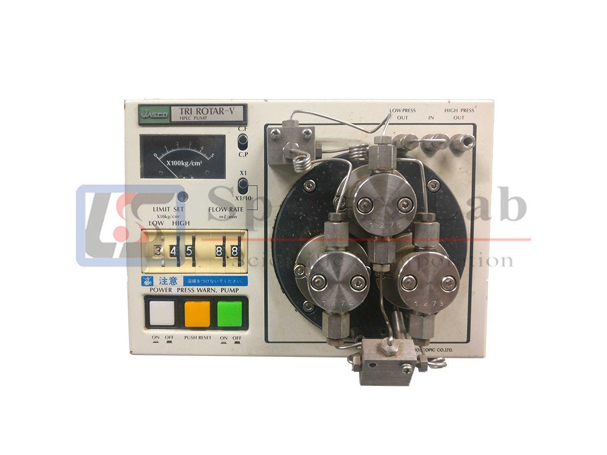 Jasco TRI ROTAR-V HPLC Pump