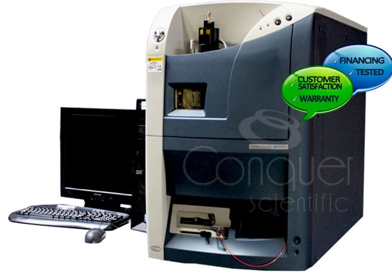 Waters Quattro Premier LC/MS/MS with Acquity UPLC System