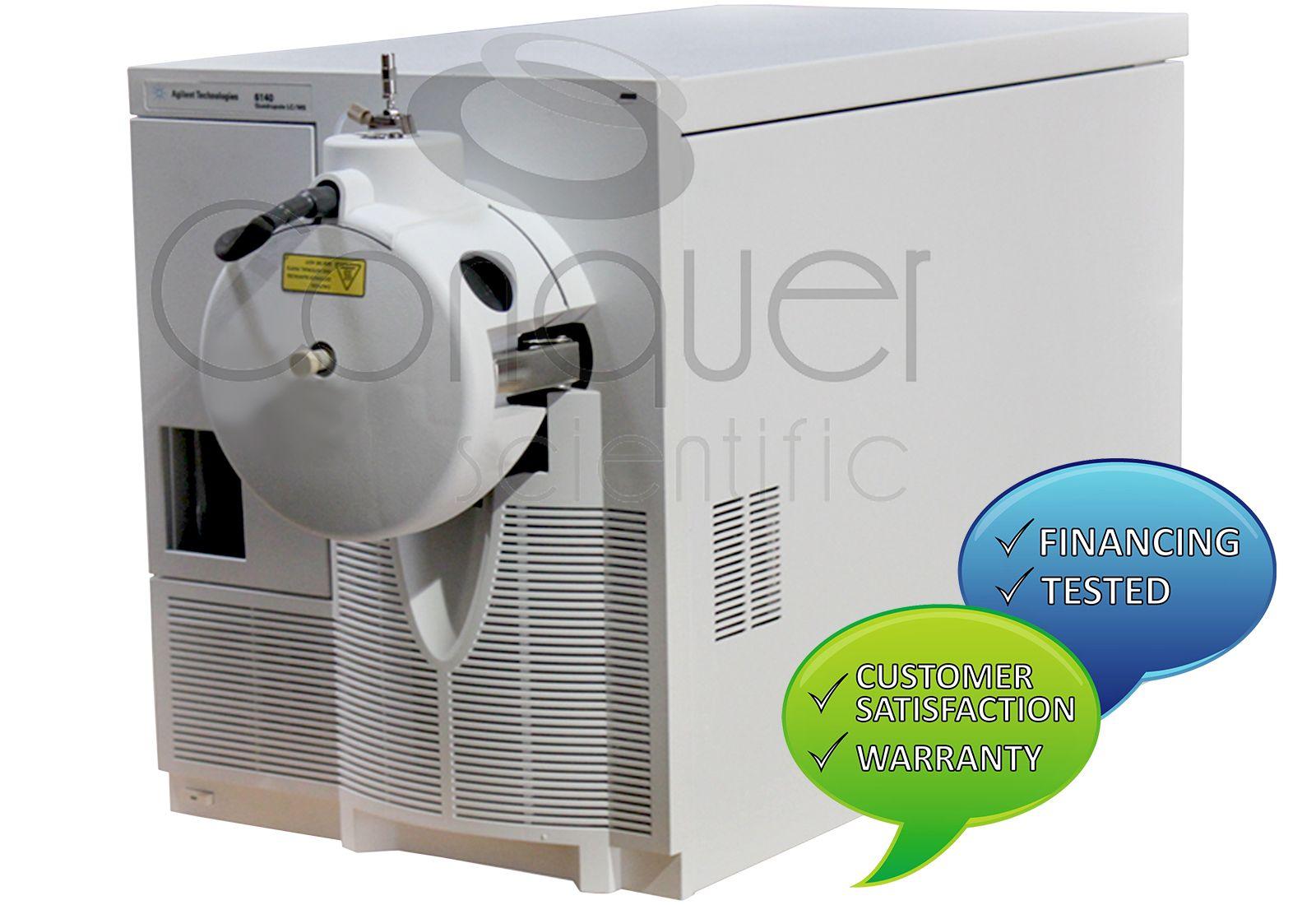 Agilent 6140 Series Quadrupole LCMS / LC-MS / MSD / Mass Spectrometer System