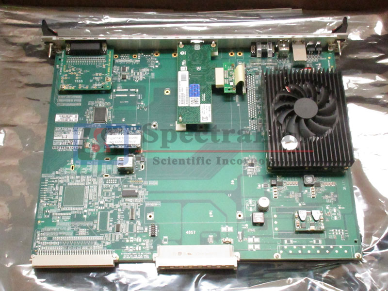 EPC module for Waters Xevo G2-S QTof