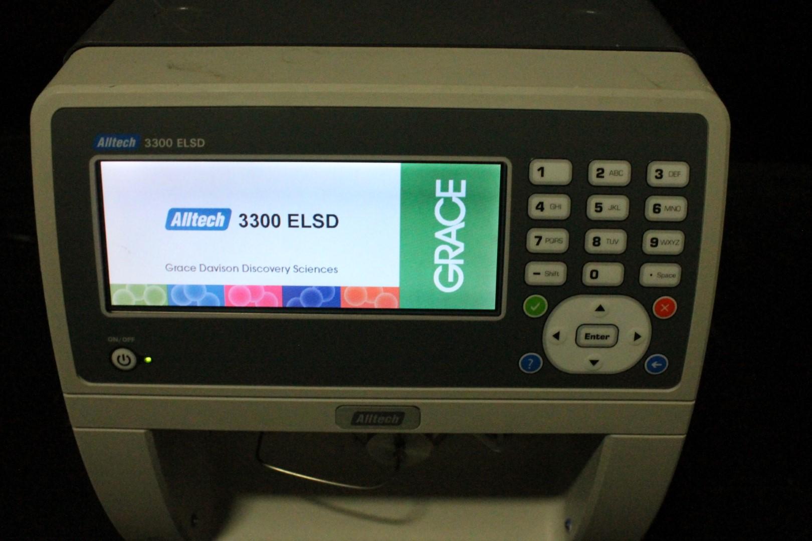 Alltech 3300 Elsd Evaporative Light Scattering Detector